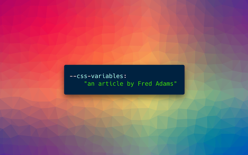 CSS Variables Explained in 2 Minutes with an Interactive Demo