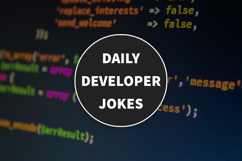 I Built Daily Developer Jokes and the First Ever DEV Bot