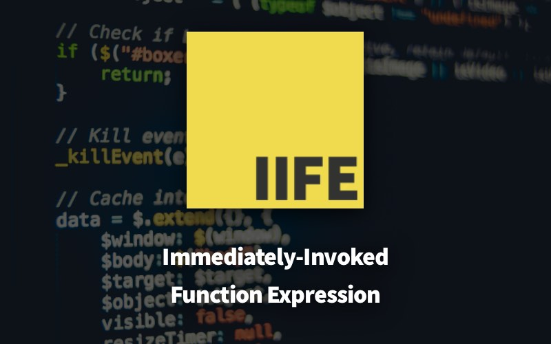 IIFE's in JavaScript Explained in 3 Minutes