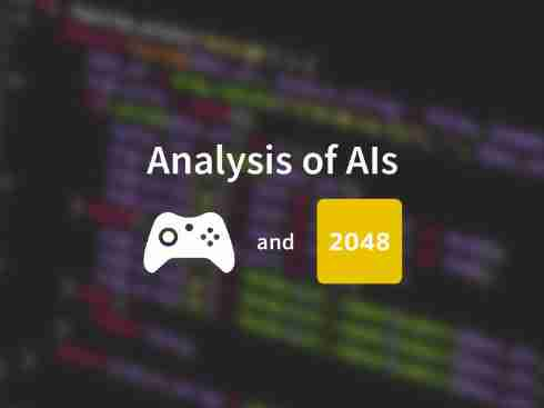 Performance of AI Algorithms in Playing Games — Empirical Evidence From Jupiter, My 2048 AI